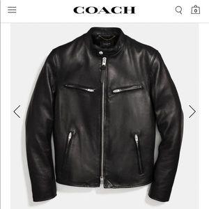 Coach Men's Racer Jacket